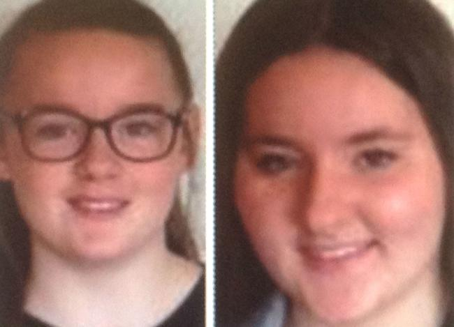 Lily and Tiagen Allinson have been found safe and well