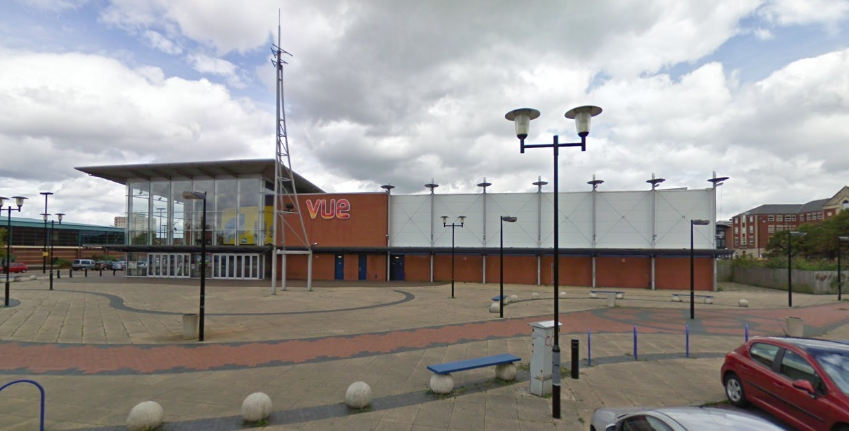 Vue Cinema, Birkenhead (Google Maps)