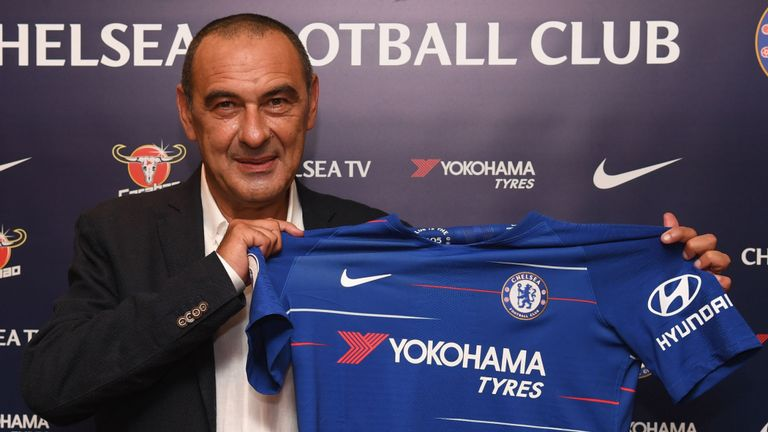 Is Maurizio Sarri on the verge of losing Chelsea manager's job?