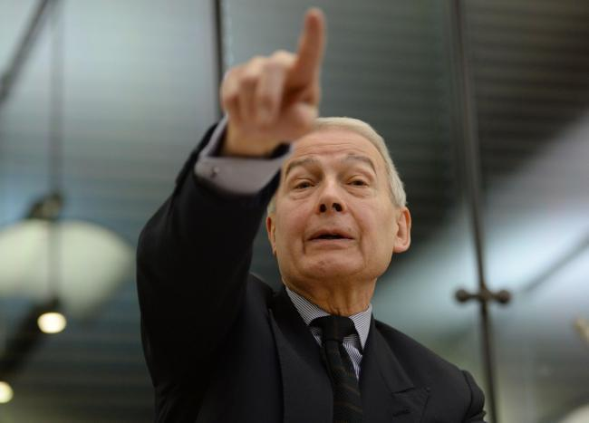 Frank Field accuses Lloyds of 'boundless greed' over chief executive's pension plans