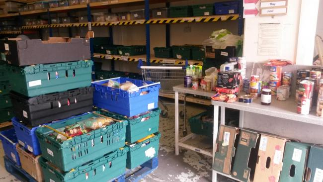 Shocking 35 Rise In Numbers Using Wirral Foodbank Wirral