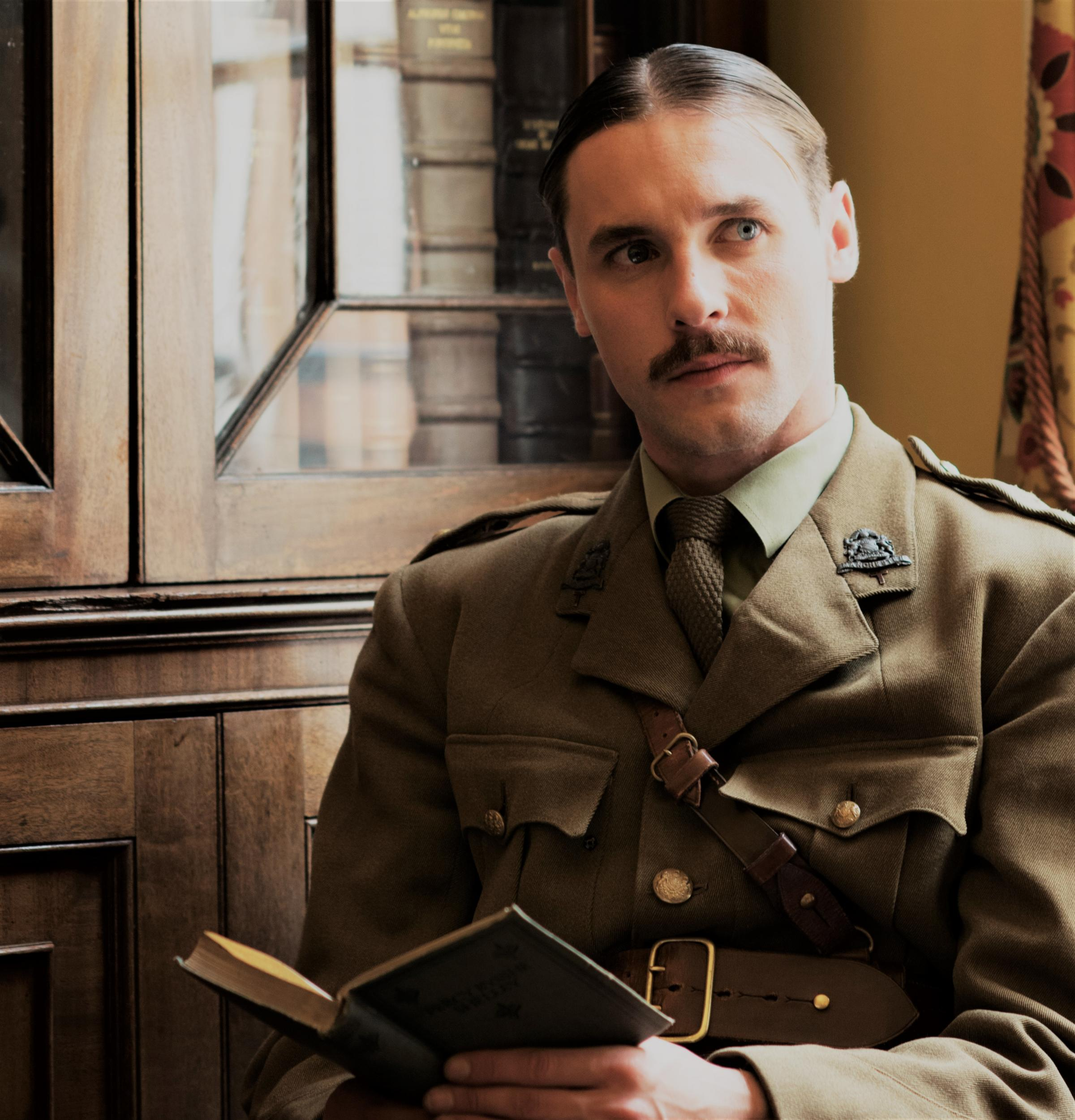 Award-winning Wilfred Owen film 'The Burying Party' available to stream online