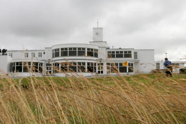 Royal Birkdale Golf Club (PA WIRE)