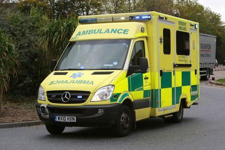 North West Ambulance Service 'excellent' at sustainability reporting