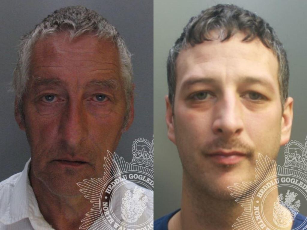 Father and son jailed after storing vintage Smith and Wesson pistol in Tranmere