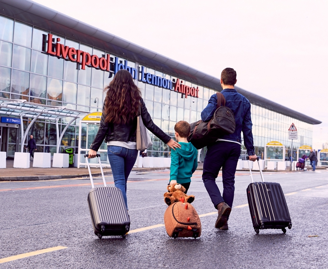 65,000 passengers expected to travel through Liverpool John Lennon Airport this weekend