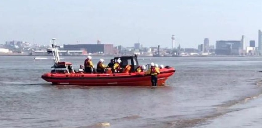 RNLI called out to fishing boat and stranded jet ski rider