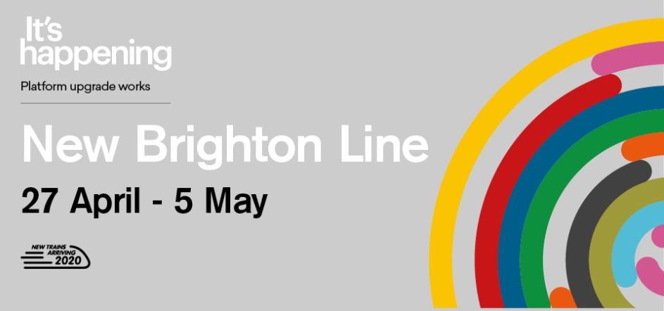 Rail replacement buses between New Brighton and Birkenhead North from April 27 to May 5