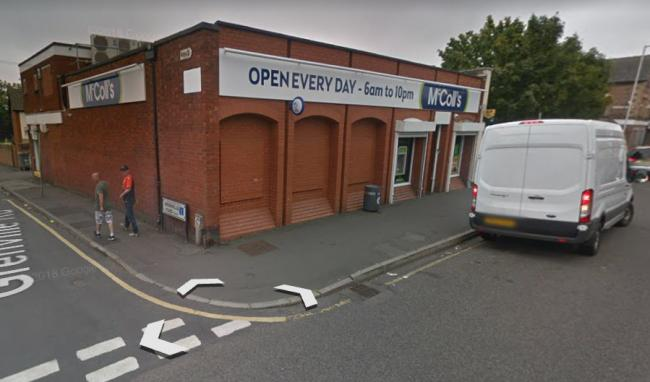 Police are appealing witnesses to come forward after the burglary at McColls (Google Maps)