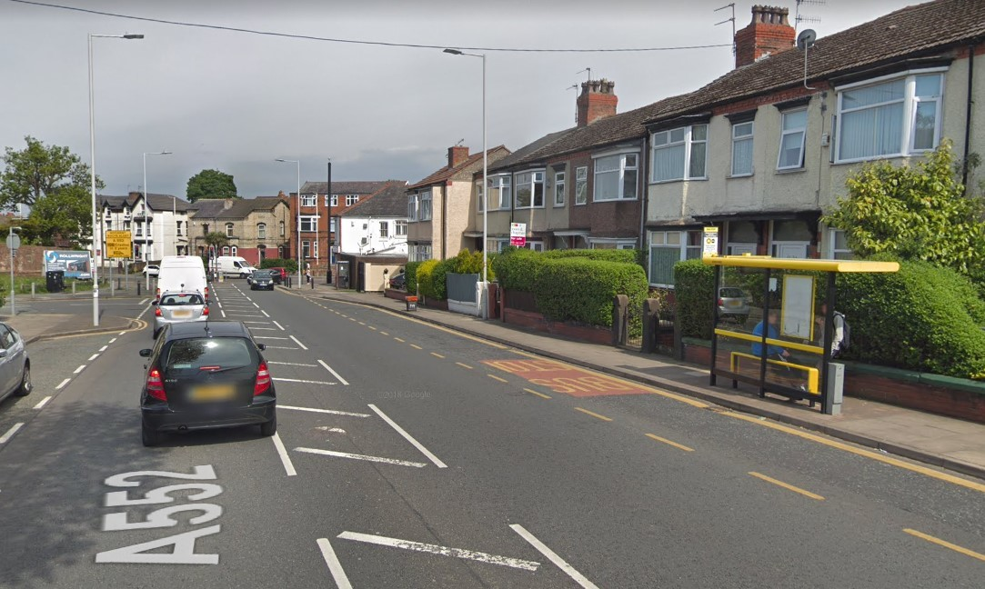 Police were called to Singleton Avenue at around 9pm on Monday, April 22 (Google Maps)