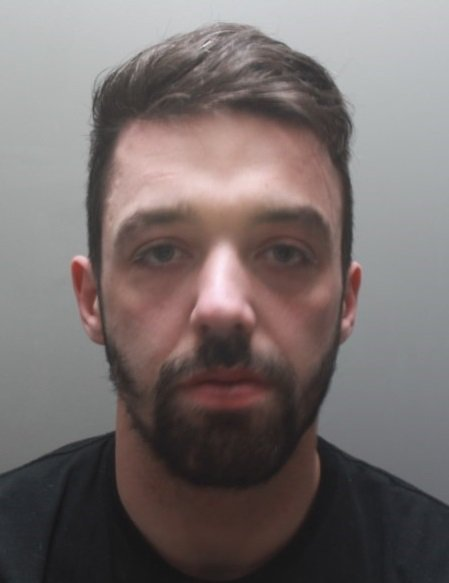 Liam Brennan failed to appear at Liverpool Crown Court in March (Merseyside Police)
