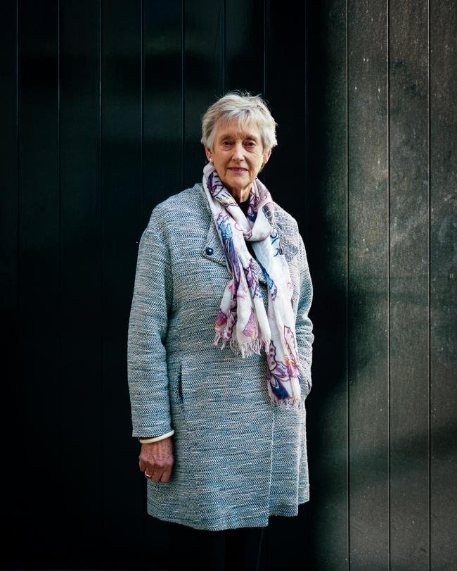 Dame Stella Rimington will appear at St George's Hall for a special In Conversation event (Picture: Zach Chudley)