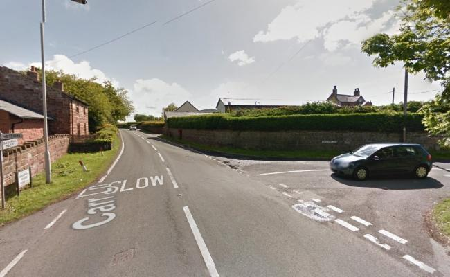 Police are appealing for witnesses who may have seen the crash on the junction of China Farm Lane and Saughall Massie Road (Google Maps)