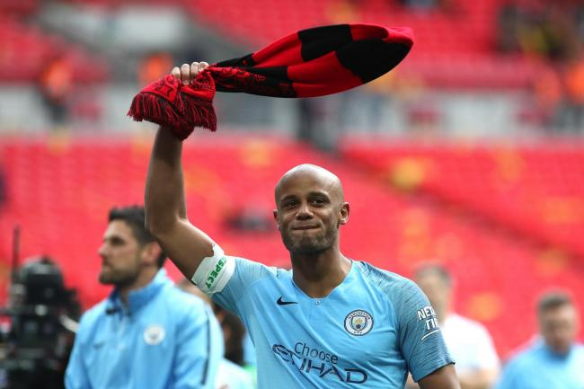Vincent Kompany is leaving Manchester City this summer
