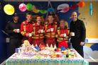 North West Air Ambulance Charity has launched its 'Brew with the Crew campaign.