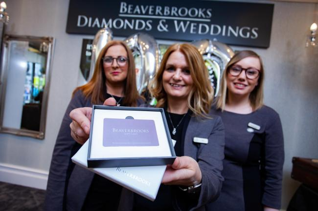 Local jeweller giving away £100 to people who share its birthday!