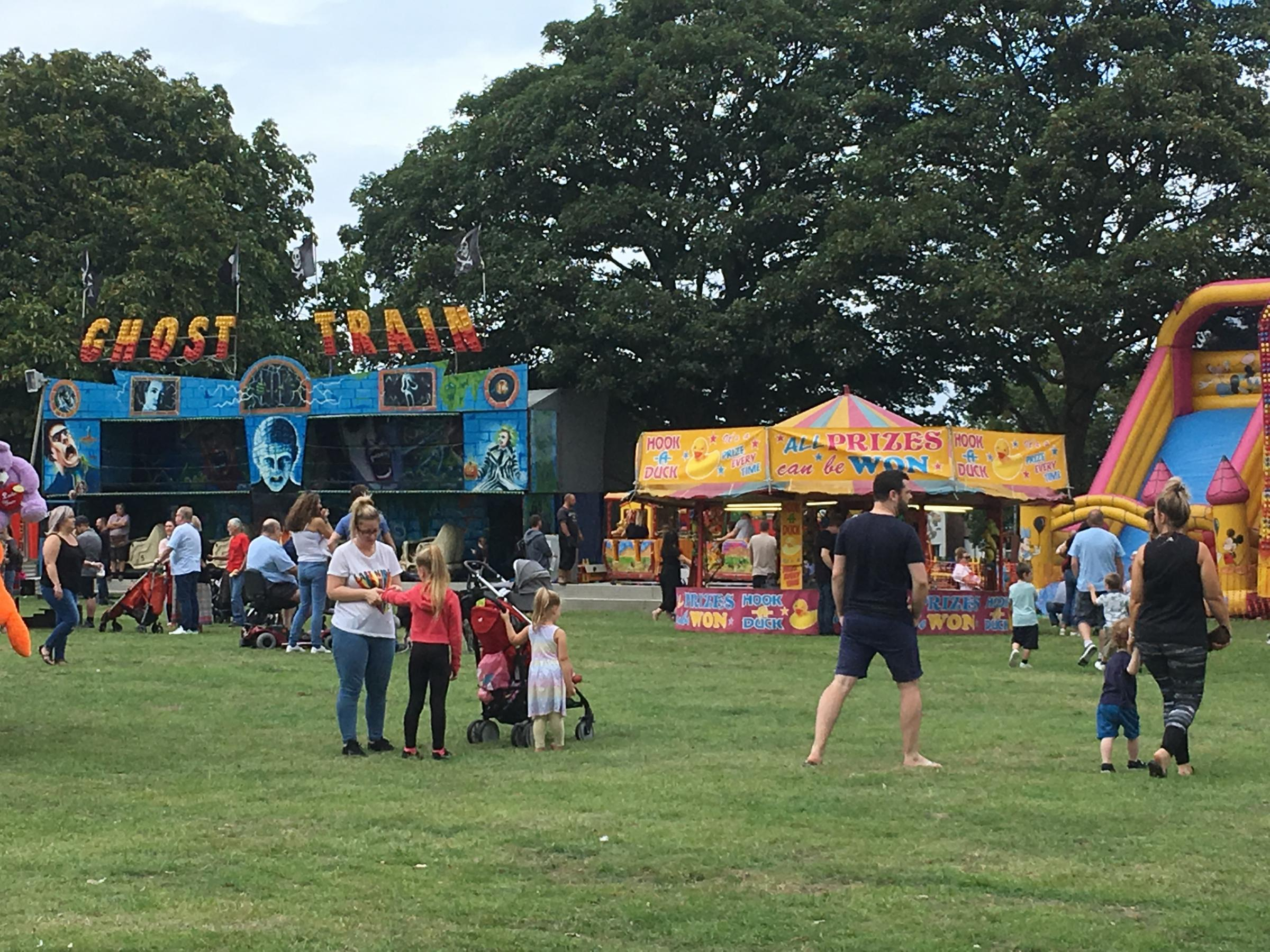 Festival in the Park returns to bring the community of New Ferry together