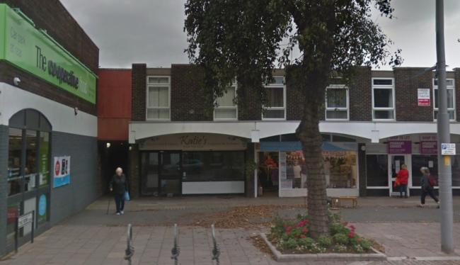 The shop unit where the new tapas restaurant Trappist House Cafe is set to go. (Picture: Google Maps)