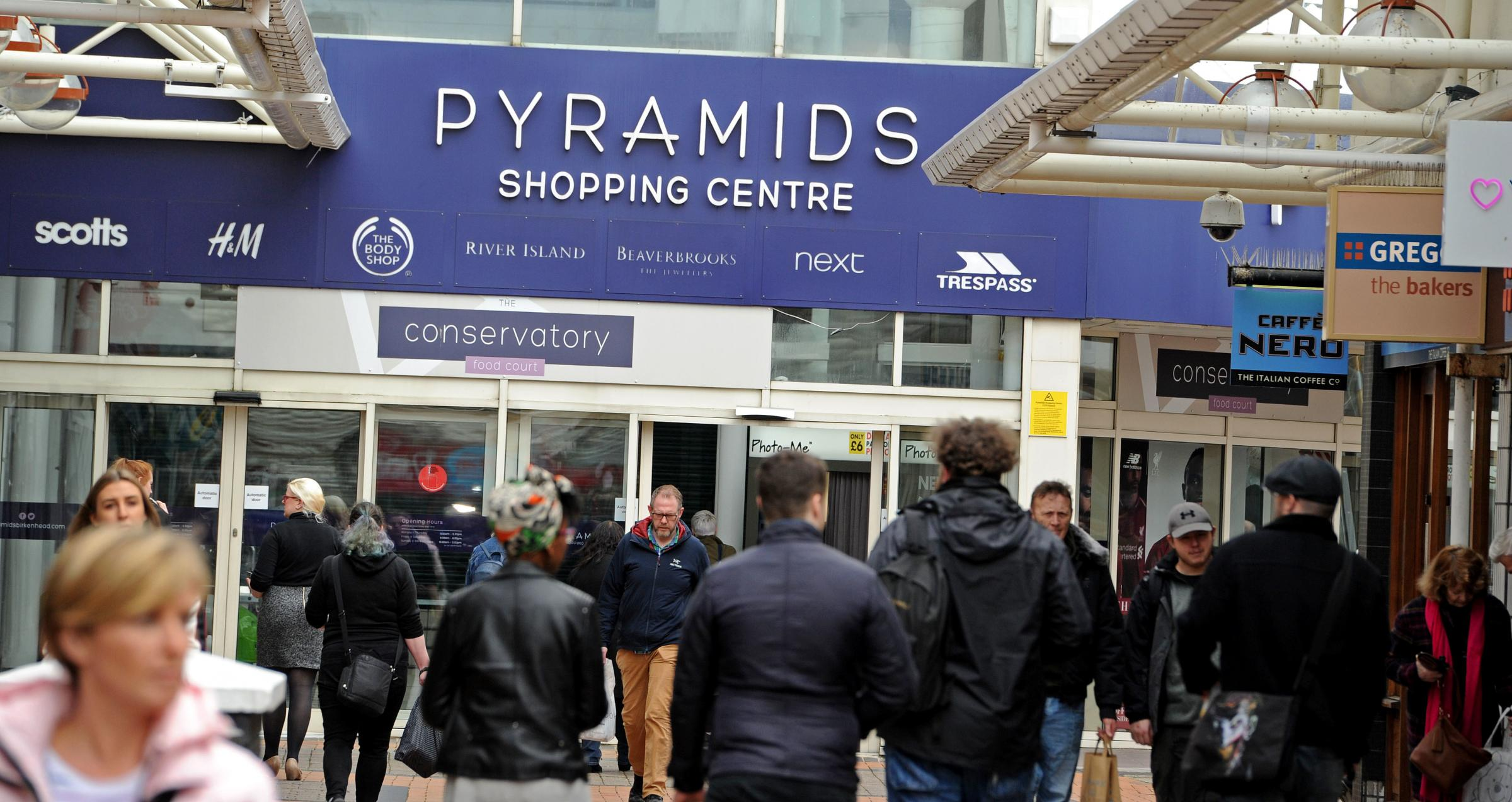 Party time for Pyramids shopping centre's 30th anniversary