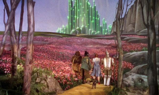 The occasion will be marked with a special screening at 7.30pm of the classic film, The Wizard of Oz which premiered in 1939 - the same year that the new Hall was built
