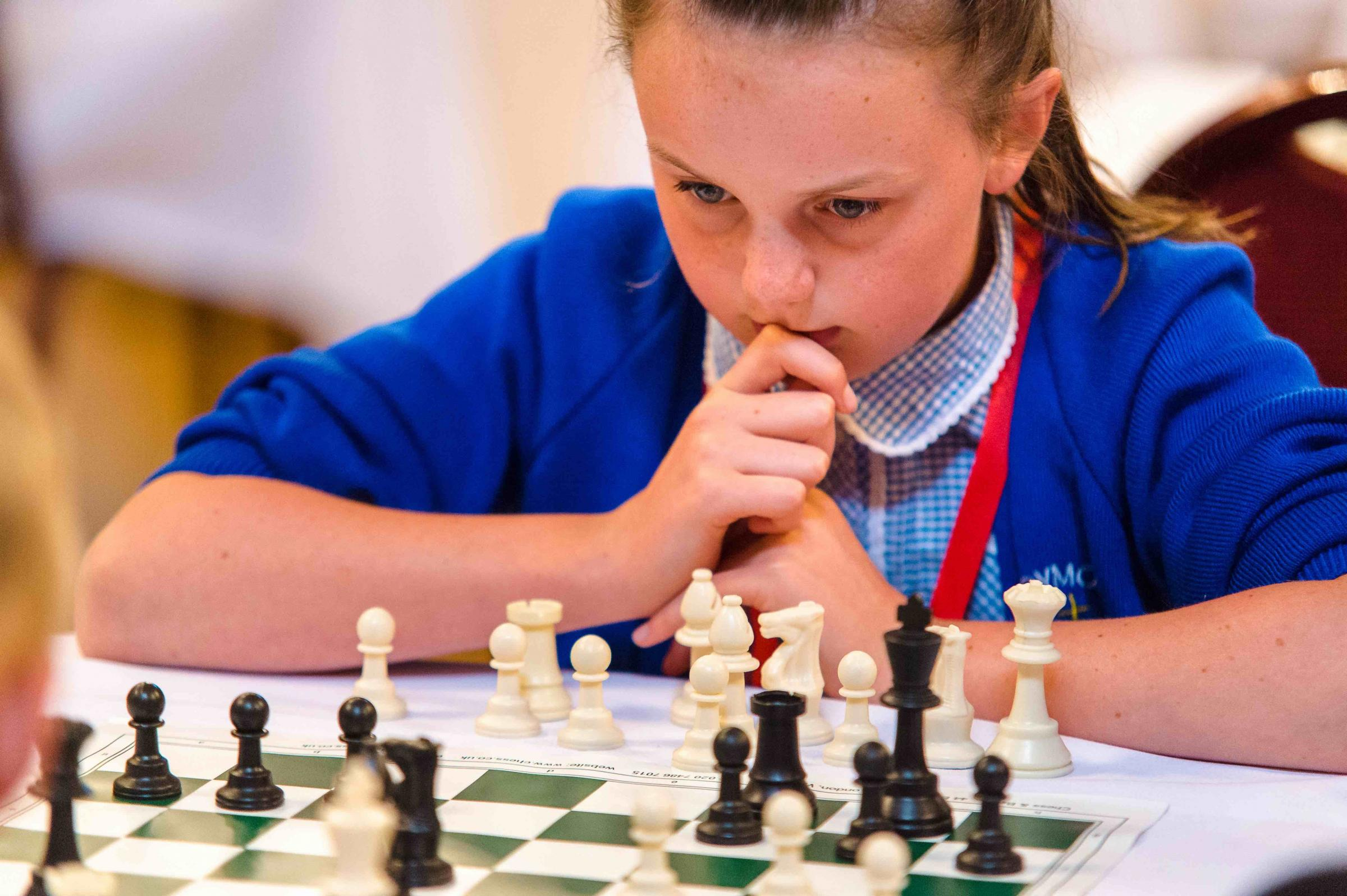 50 schoolgirls to take part in chess tournament to empower more to play the game