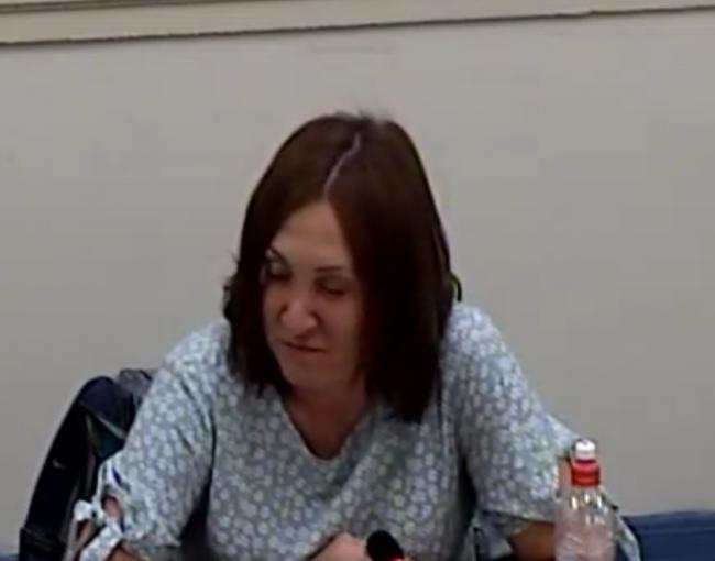 Cllr Jeanette Williams was 'mortally' insulted