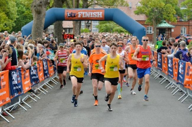 Off at the start of last year's Port Sunlight Road Race (Picture: Paul Francis Cooper)